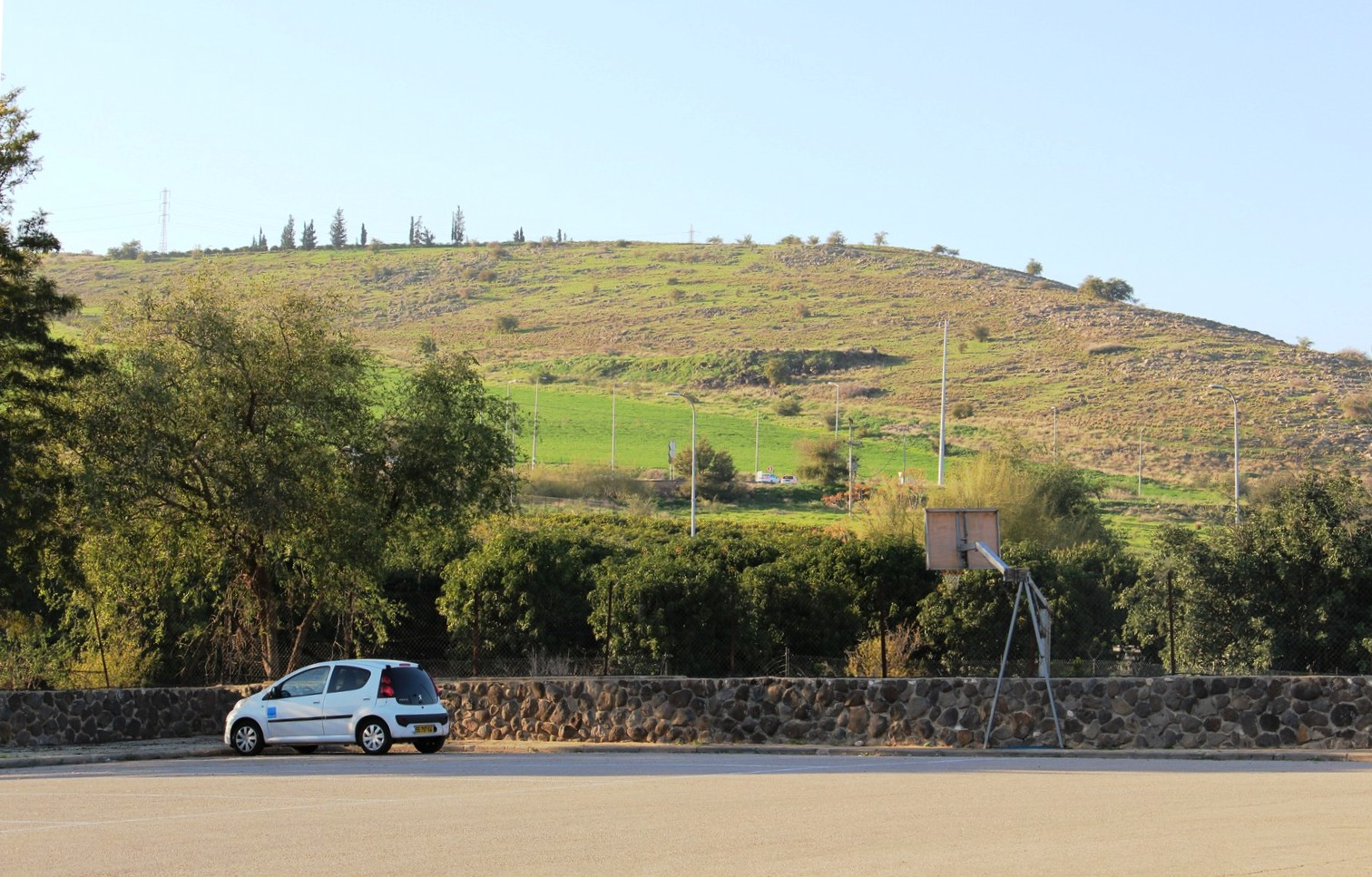 driving tips for renting a car in Israel
