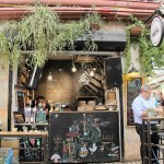 Visit Cafelix Coffee Roasters at Mahane Yehuda market for the best coffee in Jerusalem