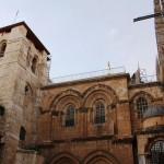 Church of the Holy Sepulchre in Jerusalem – where hope resides
