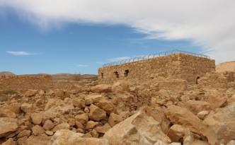 masada israel hike