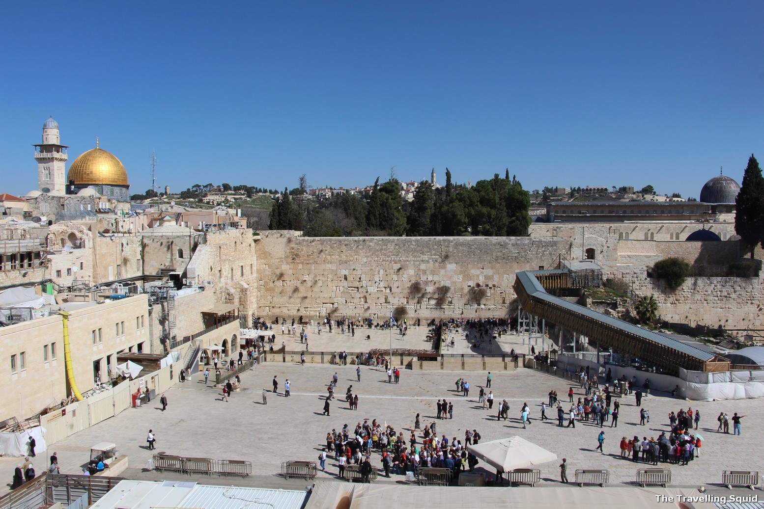 sandemans tour israel the western wall