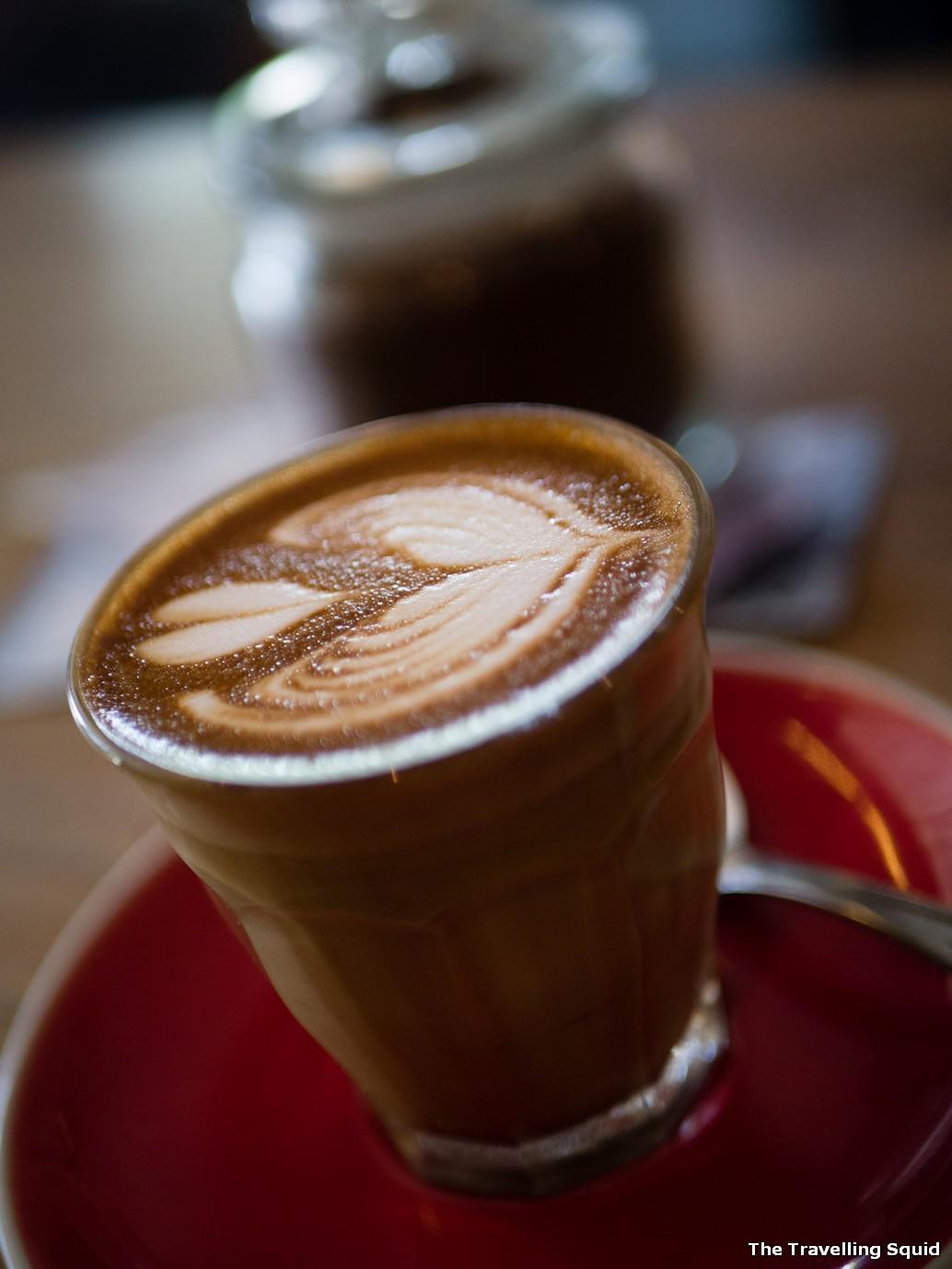 Revolver Espresso for the best coffee in Bali
