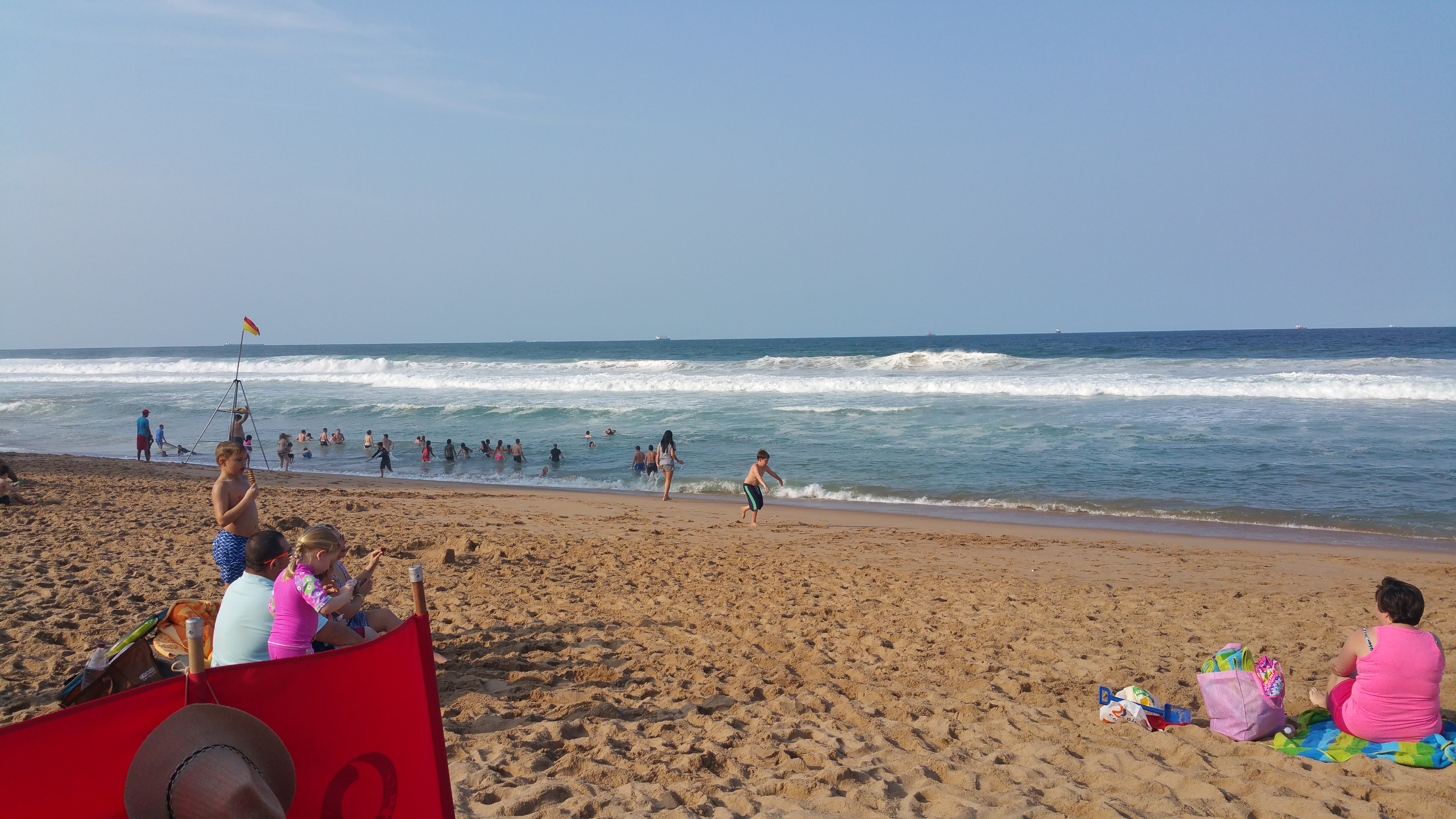 coastal cities to visit in South Africa umhlanga beach