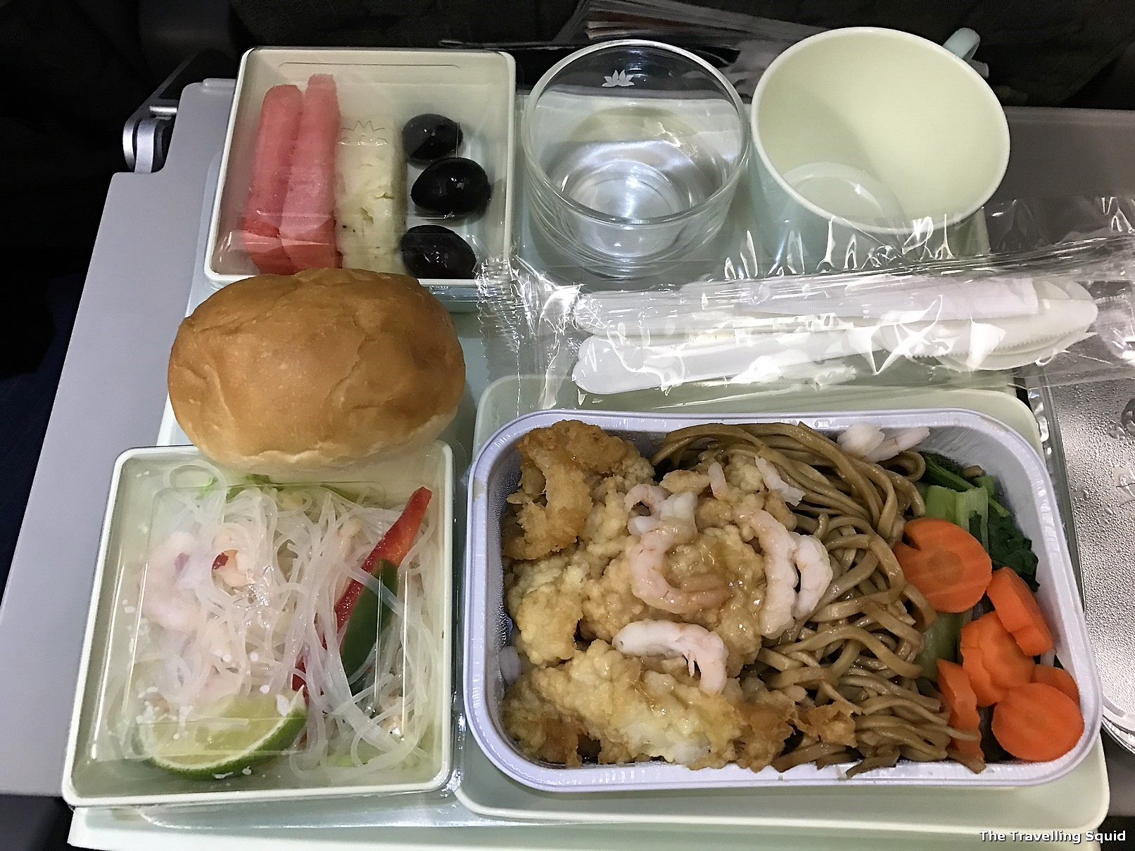 vietnam airlines food