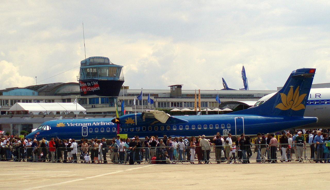 Review of a Vietnam Airlines flight
