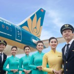 Review of a Vietnam Airlines flight from Singapore to Seoul