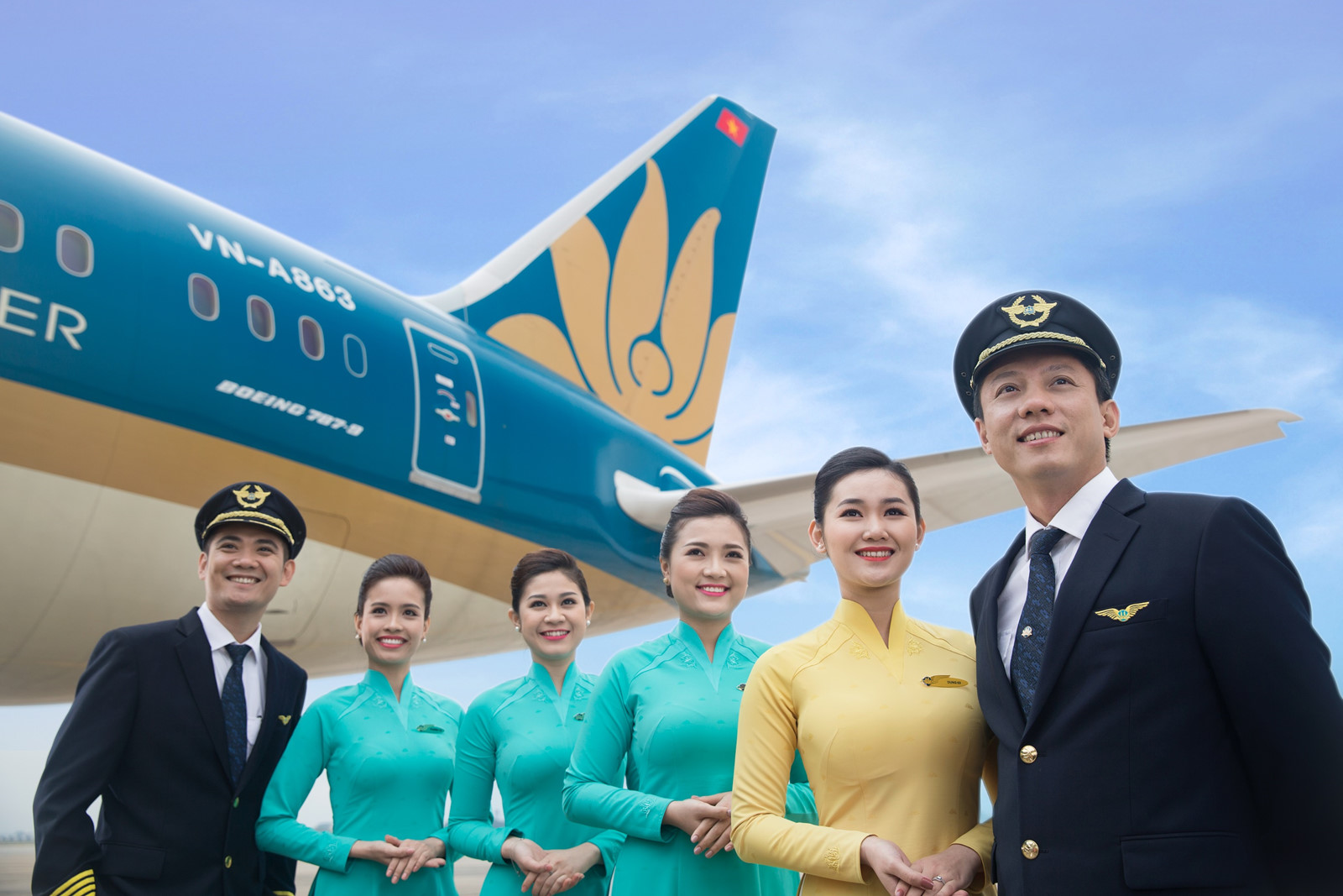 Review of a Vietnam Airlines flight