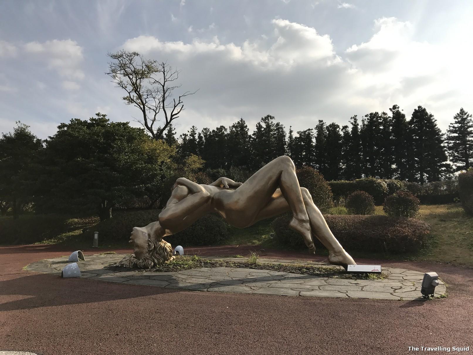 jeju loveland sculpture review