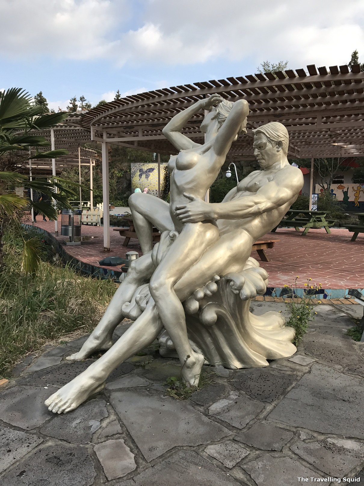 jeju loveland sex sculptures