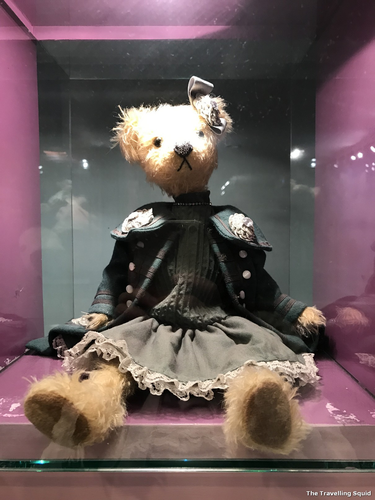 teddy bear museum jeju review