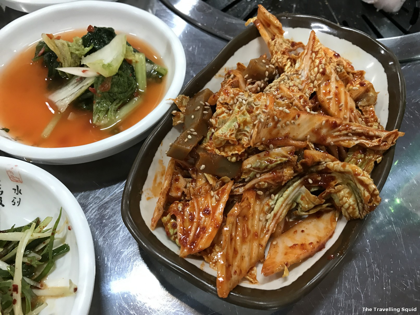 jeju black pork korean bbq Seogwipo
