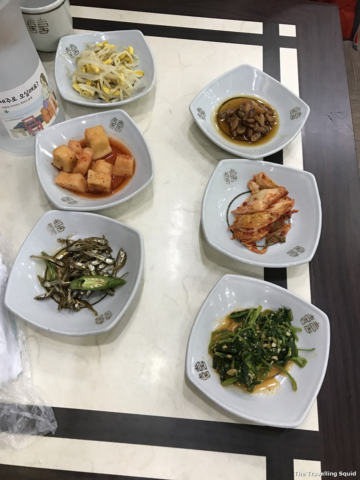 Negeori Restaurant in Seogwipo Jeju