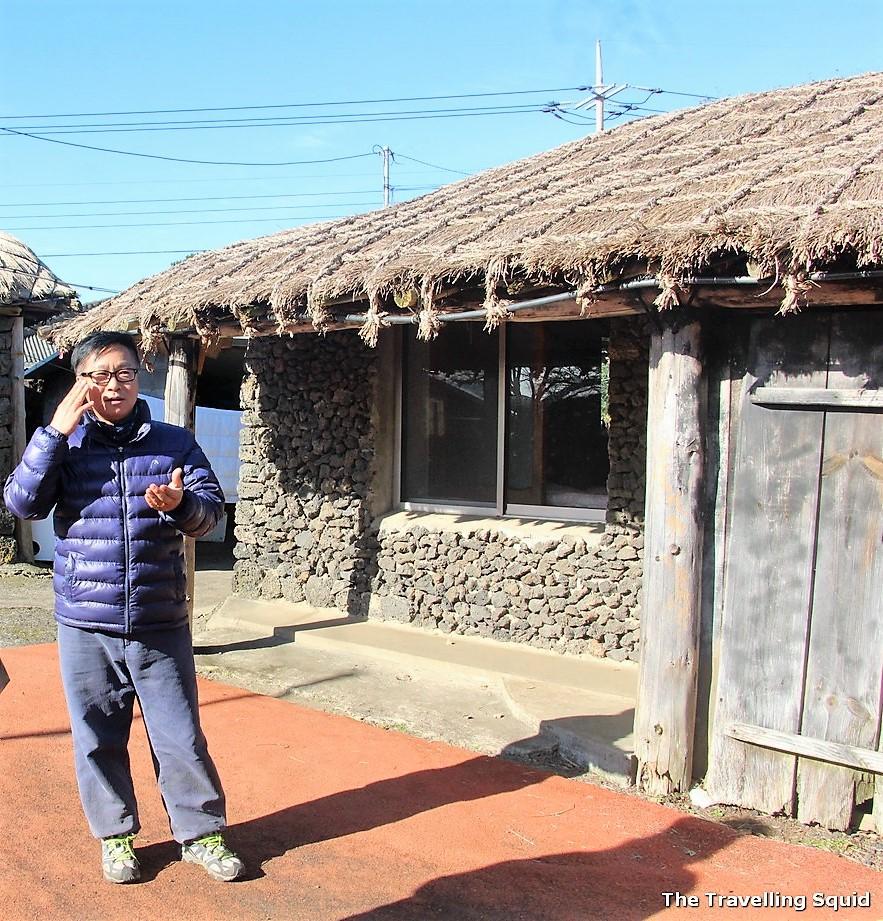 Seongeup Folk Village in Jeju