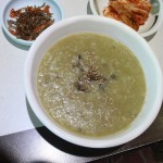 Review: Having abalone porridge in Jeju