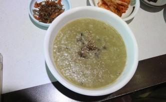 abalone porridge in jeju review