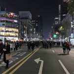 Should you visit Seoul while protests are ongoing?