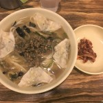 Review: Best soup noodles at Myeongdong Kyoja
