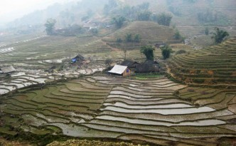 Minority villages sapa