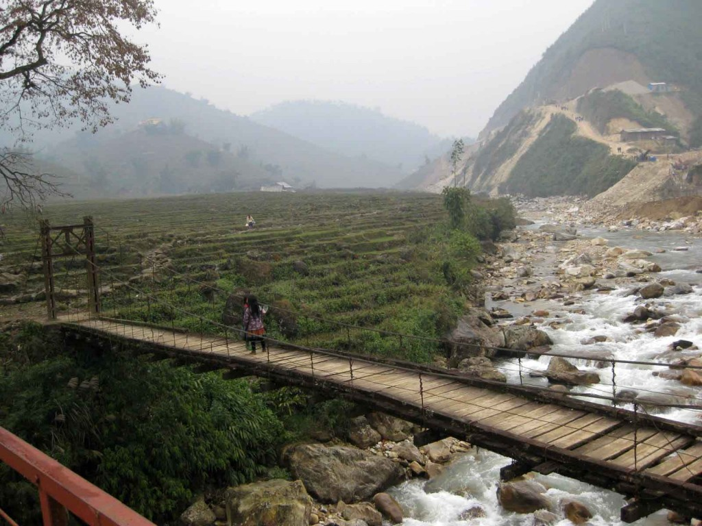 tour while visiting North Vietnam
