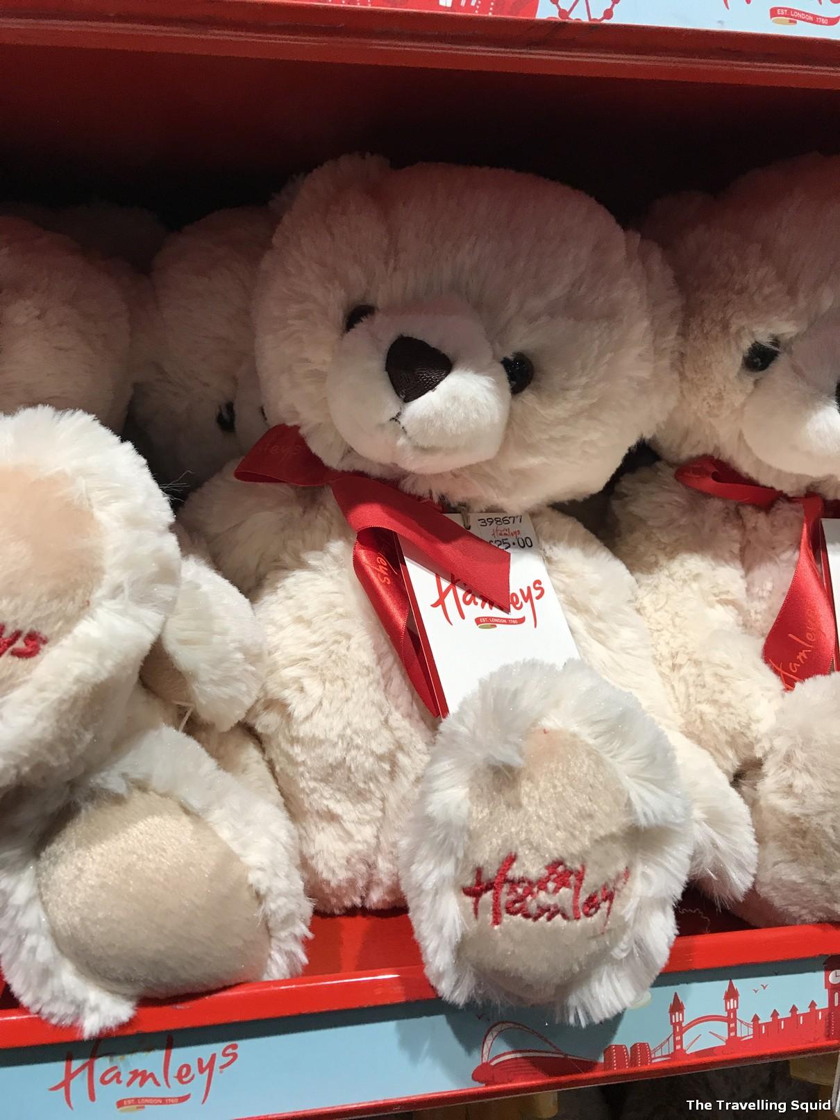 teddy bears hamleys regent street