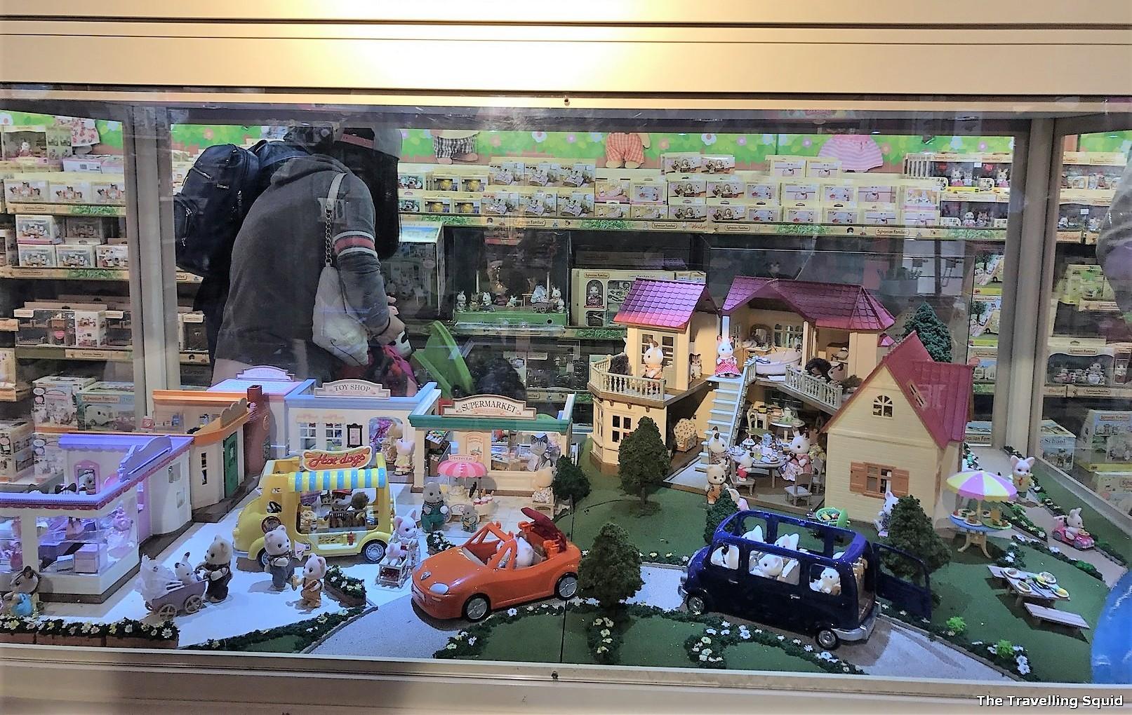 hamleys toy store london