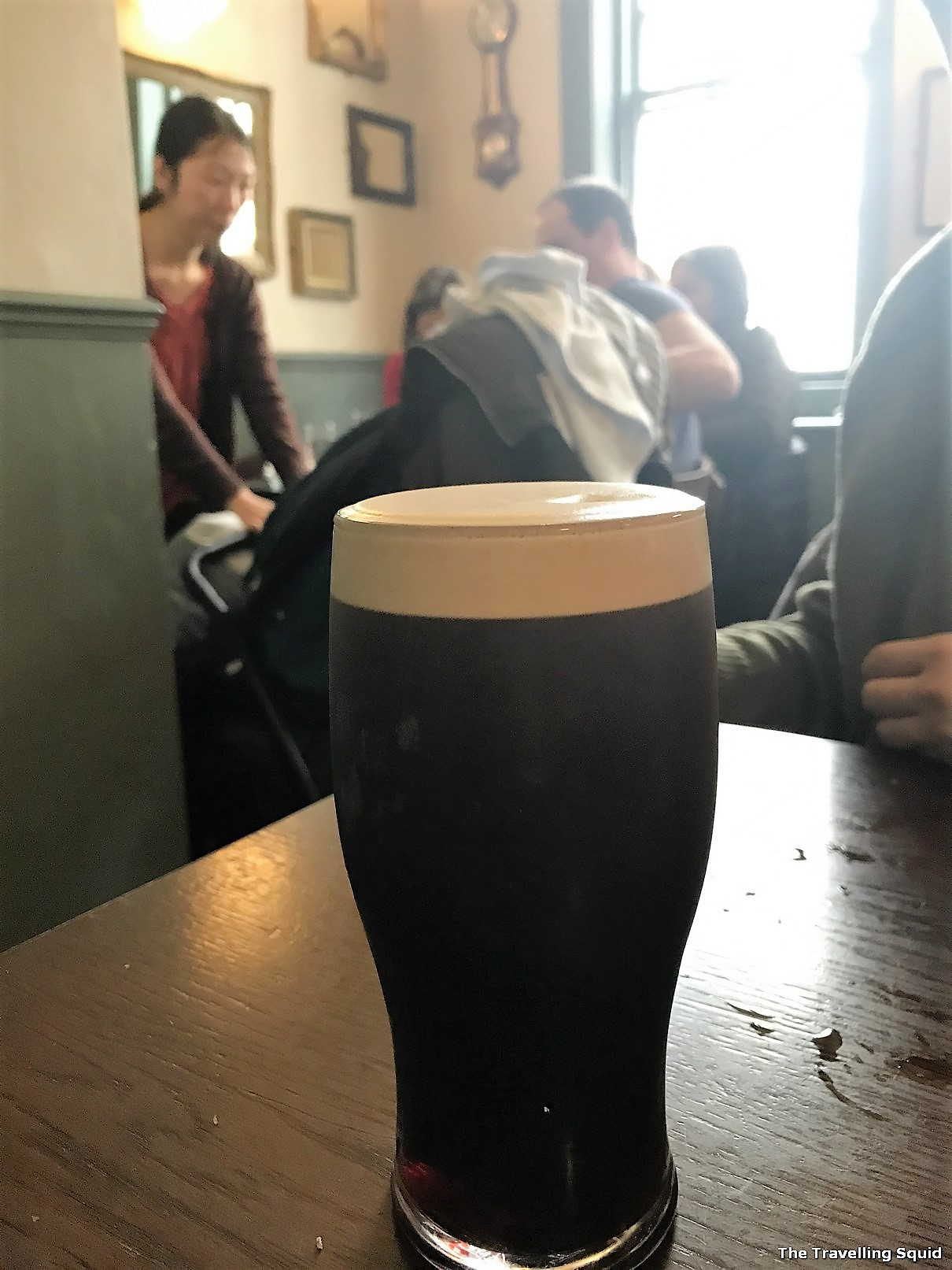 the lyric london bar soho titantic stout