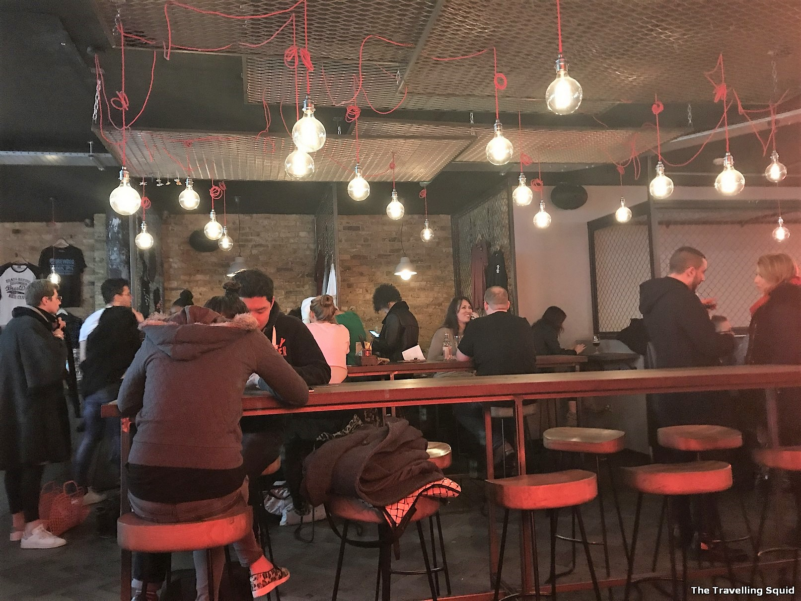 Brewdog bar in London