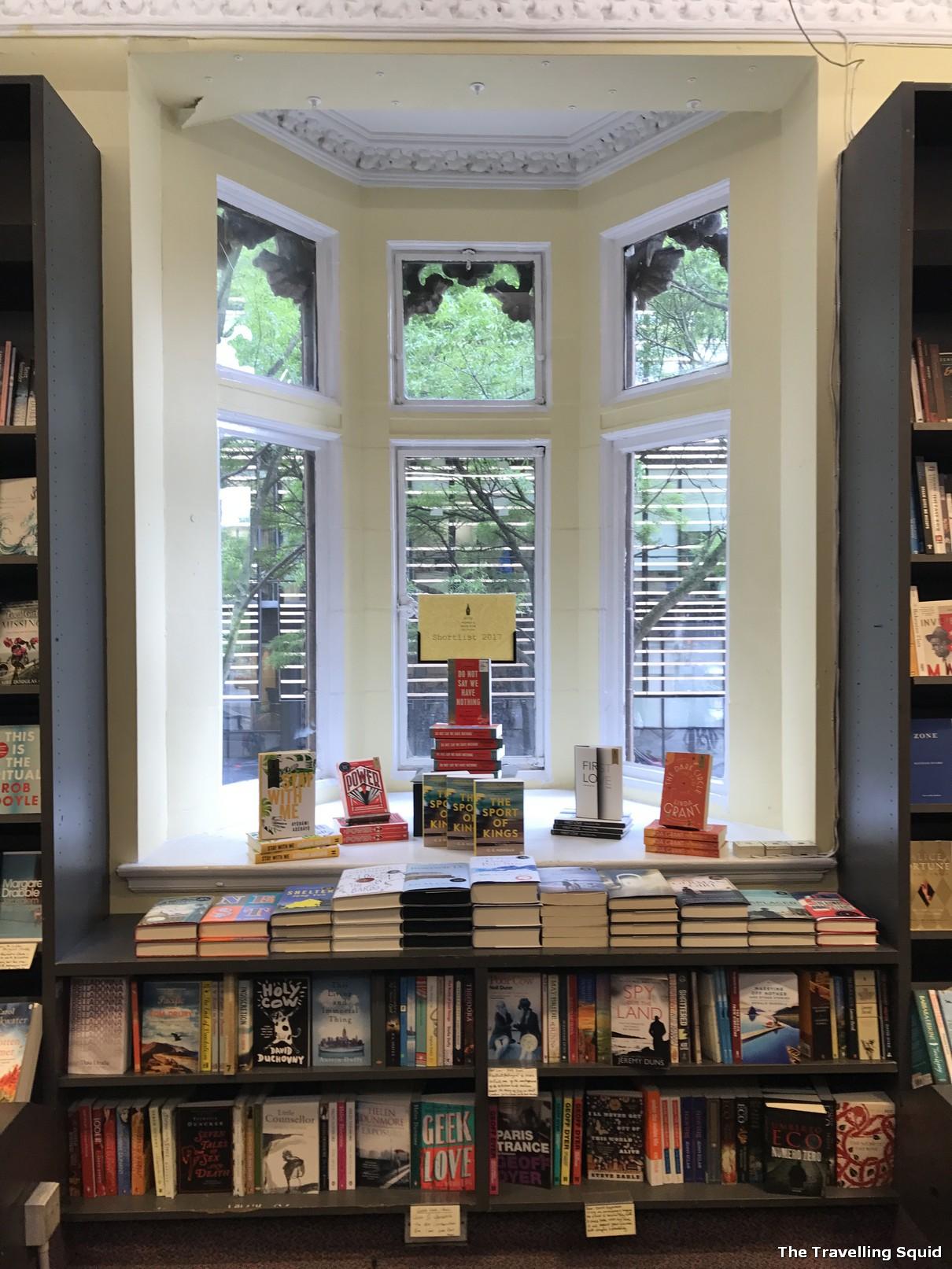 waterstones bookstore gower street