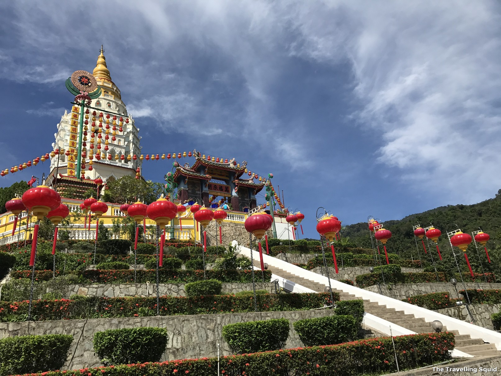 Kek Lok si penang temple
