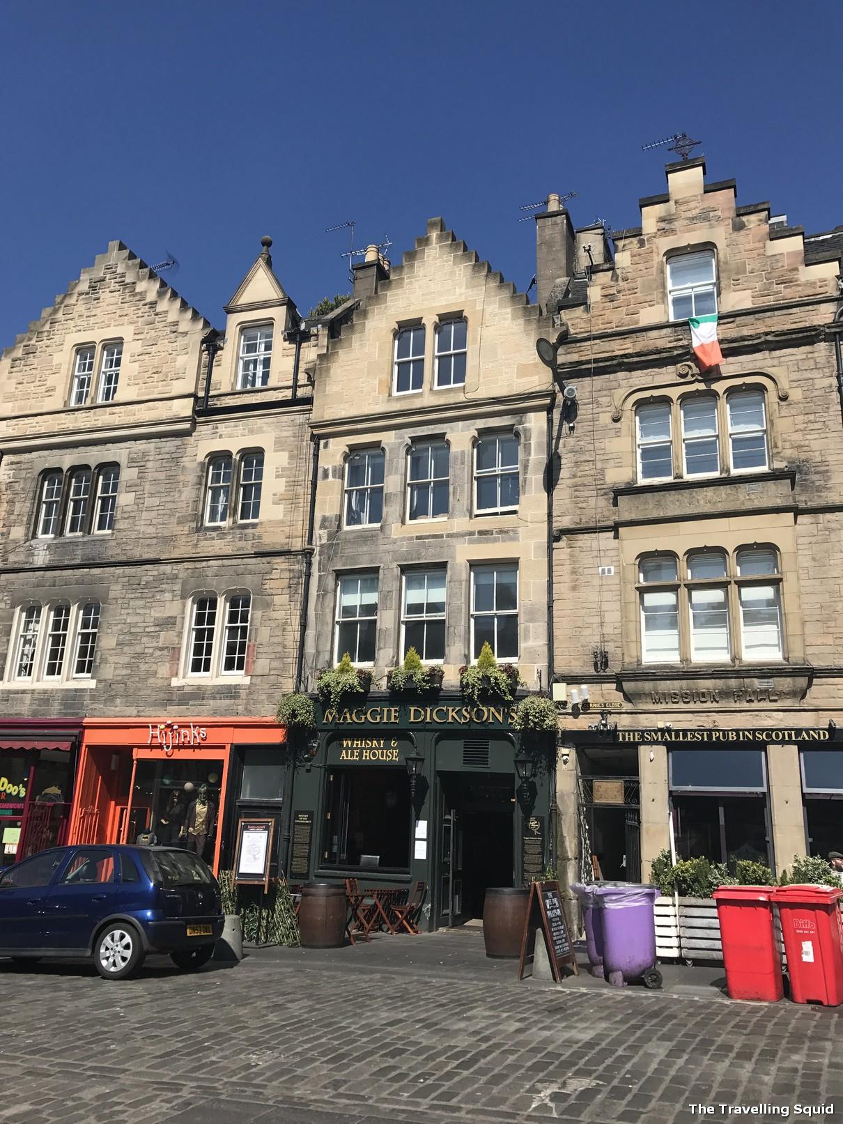 pubs edinburgh city centre
