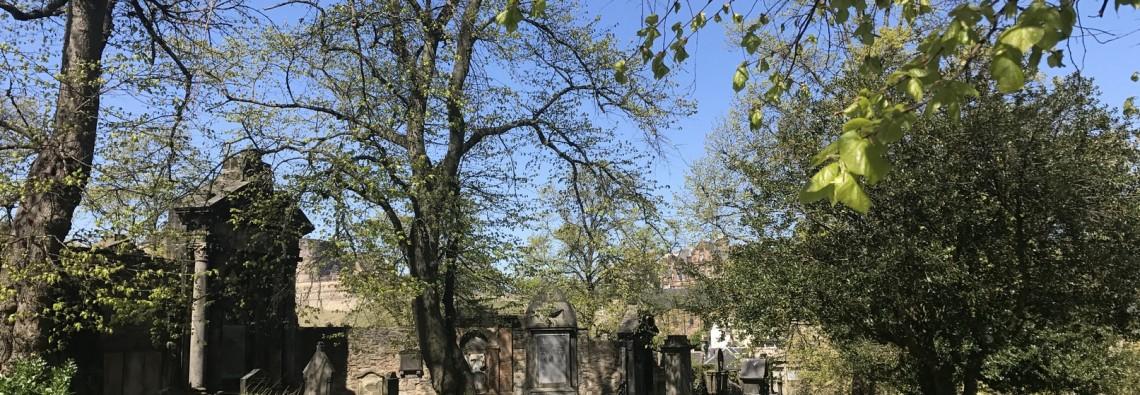 Greyfriars Kirkyard edinburgh graveyard
