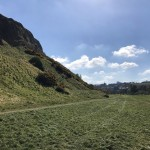 Try the challenging hiking route to the peak of Arthur Seat