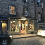 Visit French bistro Cafe Marlayne in Edinburgh