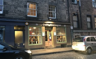 cafe marlayne edinburgh new town