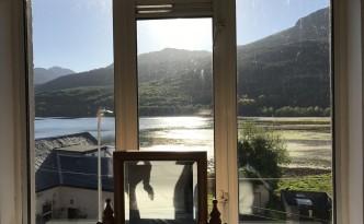 Loch Long Hotel in Arrochar Scotland