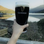 Visit the Ben Arthurs Bothy pub near Loch Long