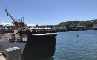 oban seafront harbour