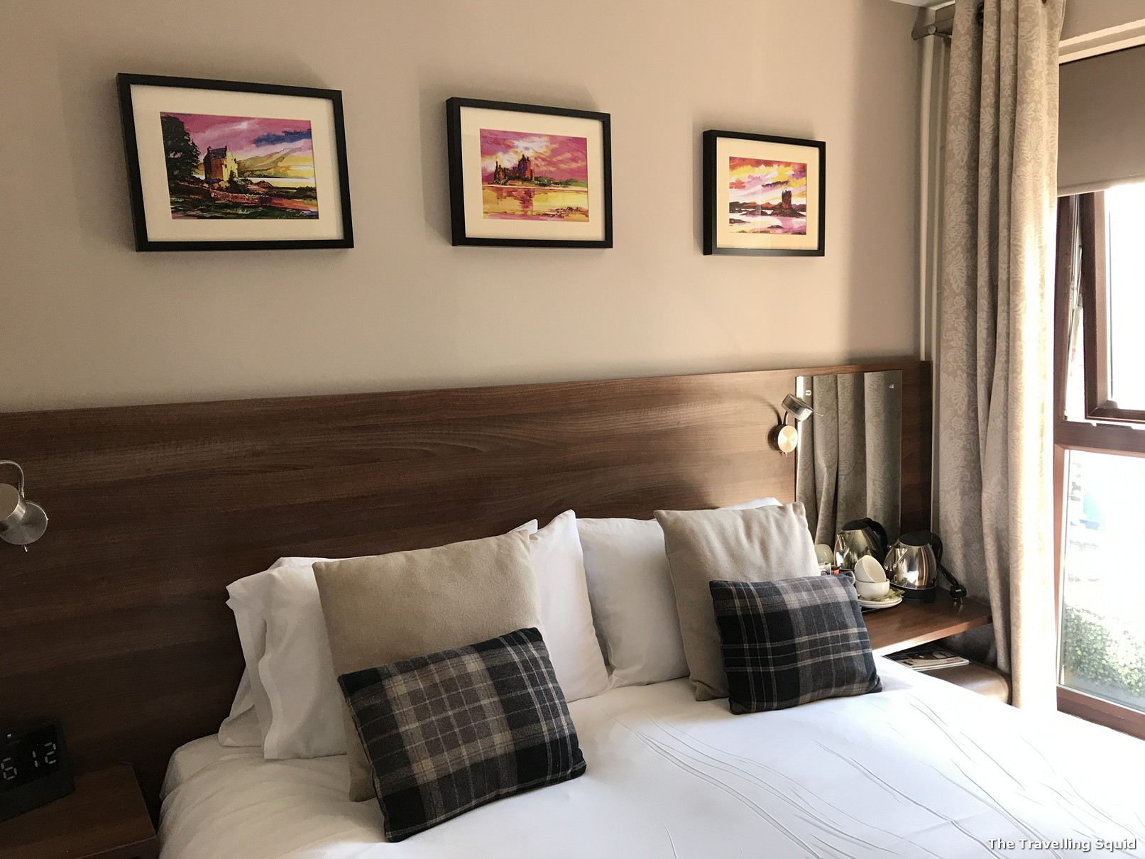 Review of The Ranald Hotel in Oban Scotland
