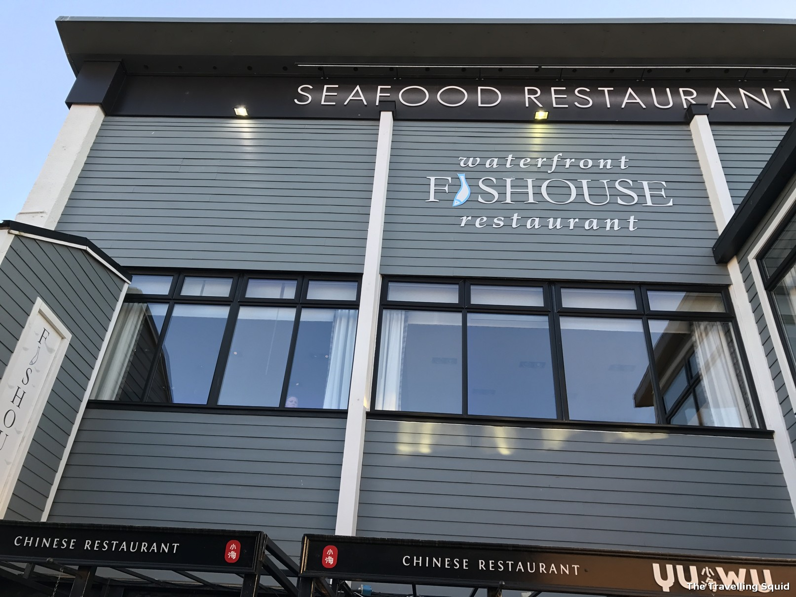 waterfront fishouse restaurant oban seafood