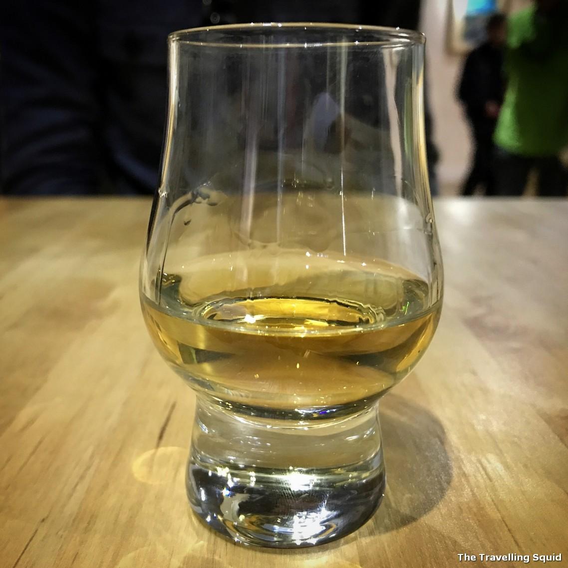 oban distillery bar