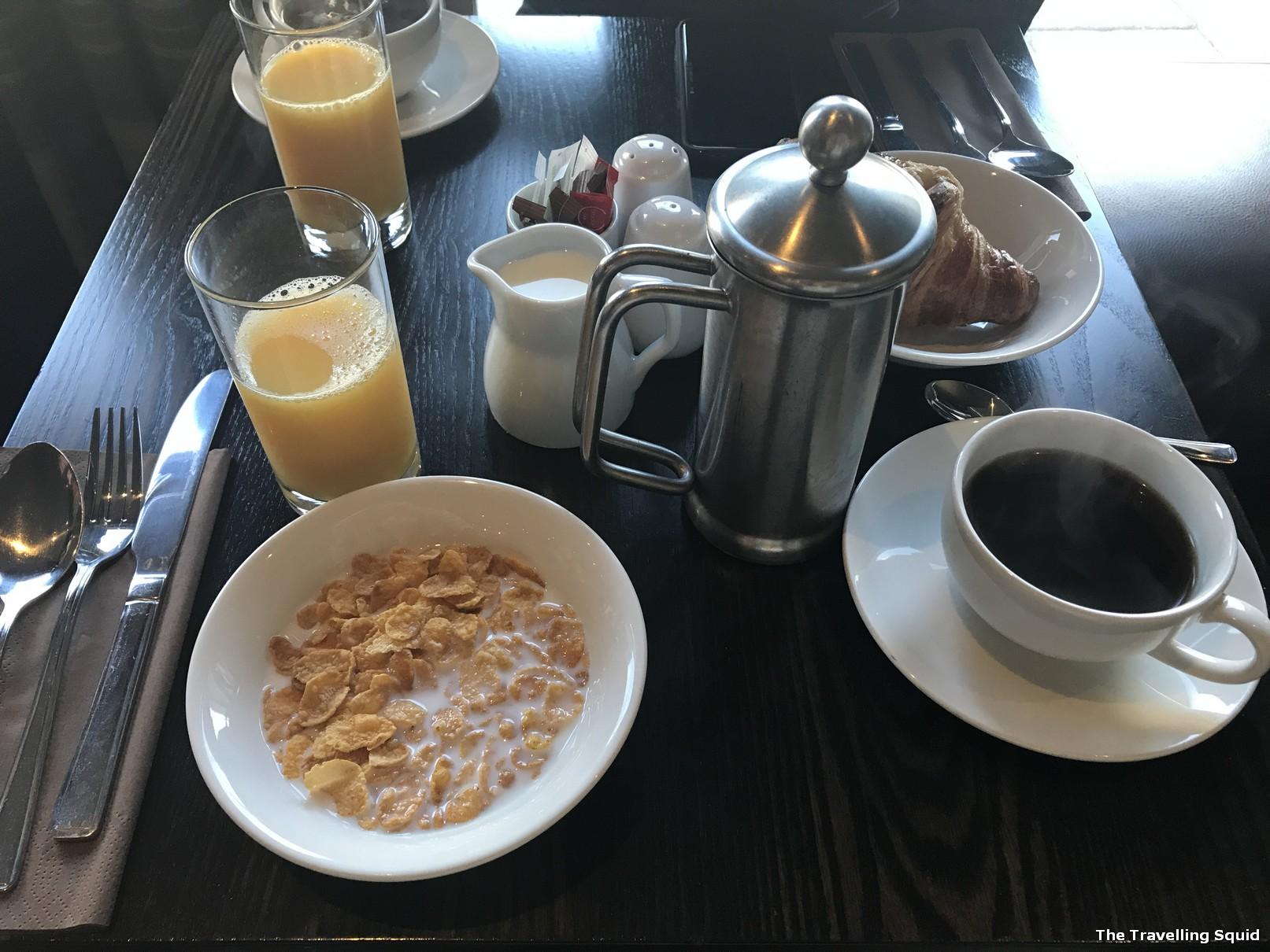 oban ranald hotel breakfast