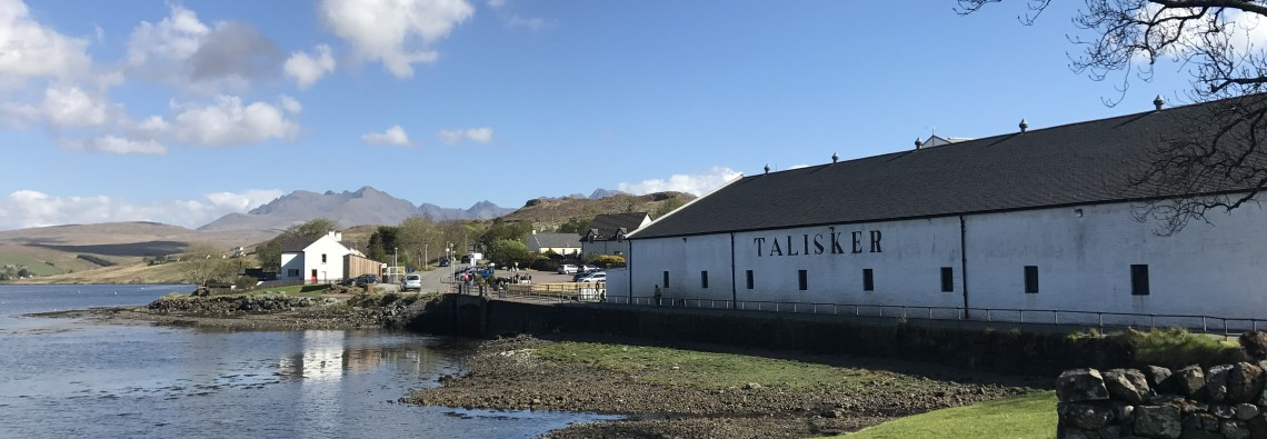 talisker distillery isle of skye