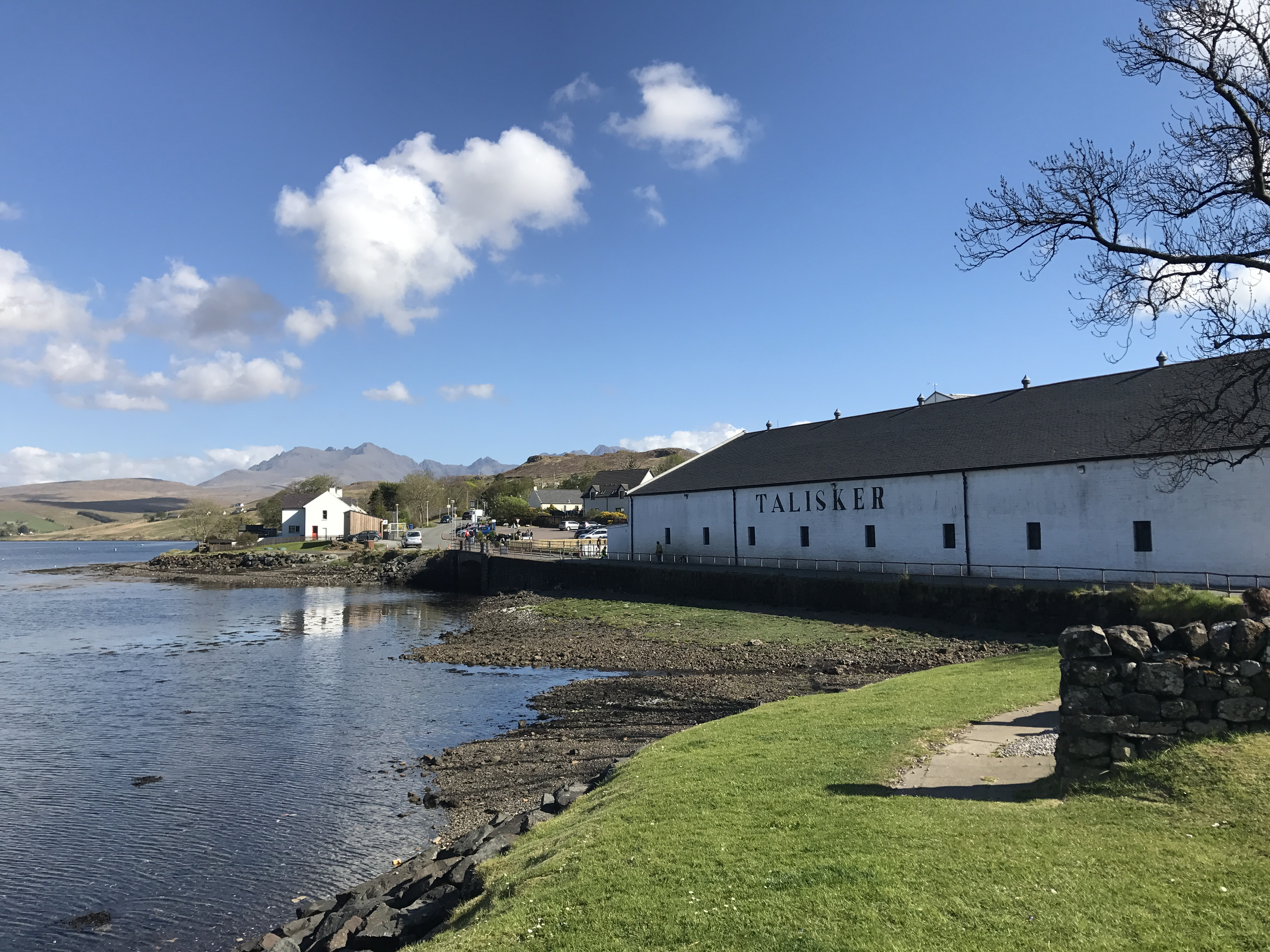 talisker distillery isle of skye
