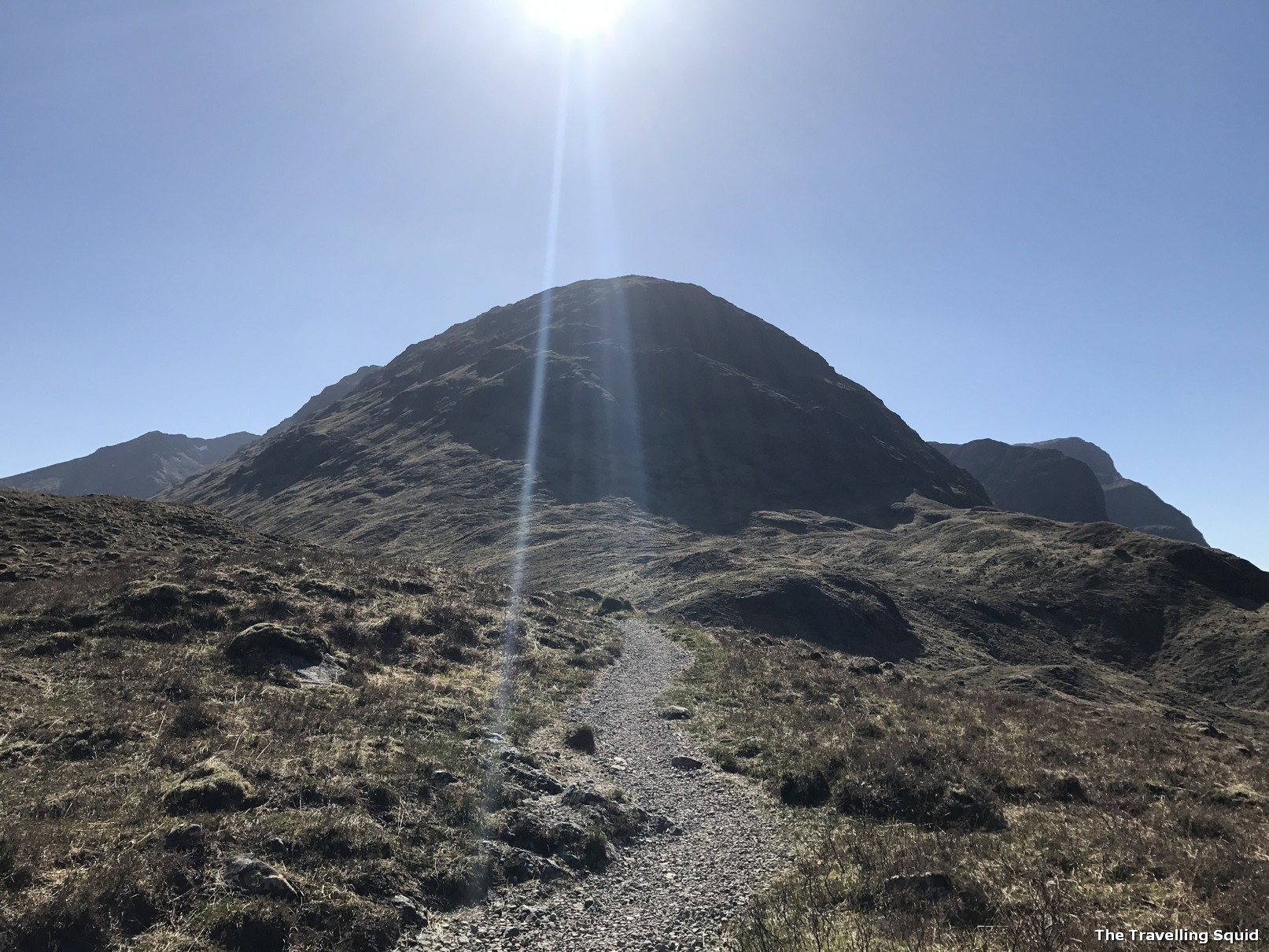 five mile walk glencoe scotland