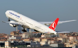 Boeing 777 Turkish Airlines