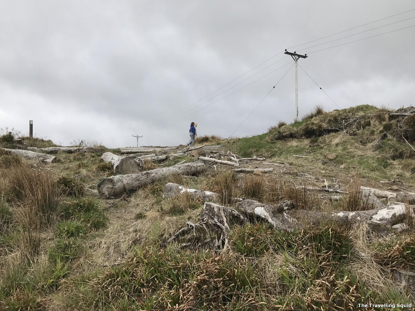 trekking the old man of storr isle of skye