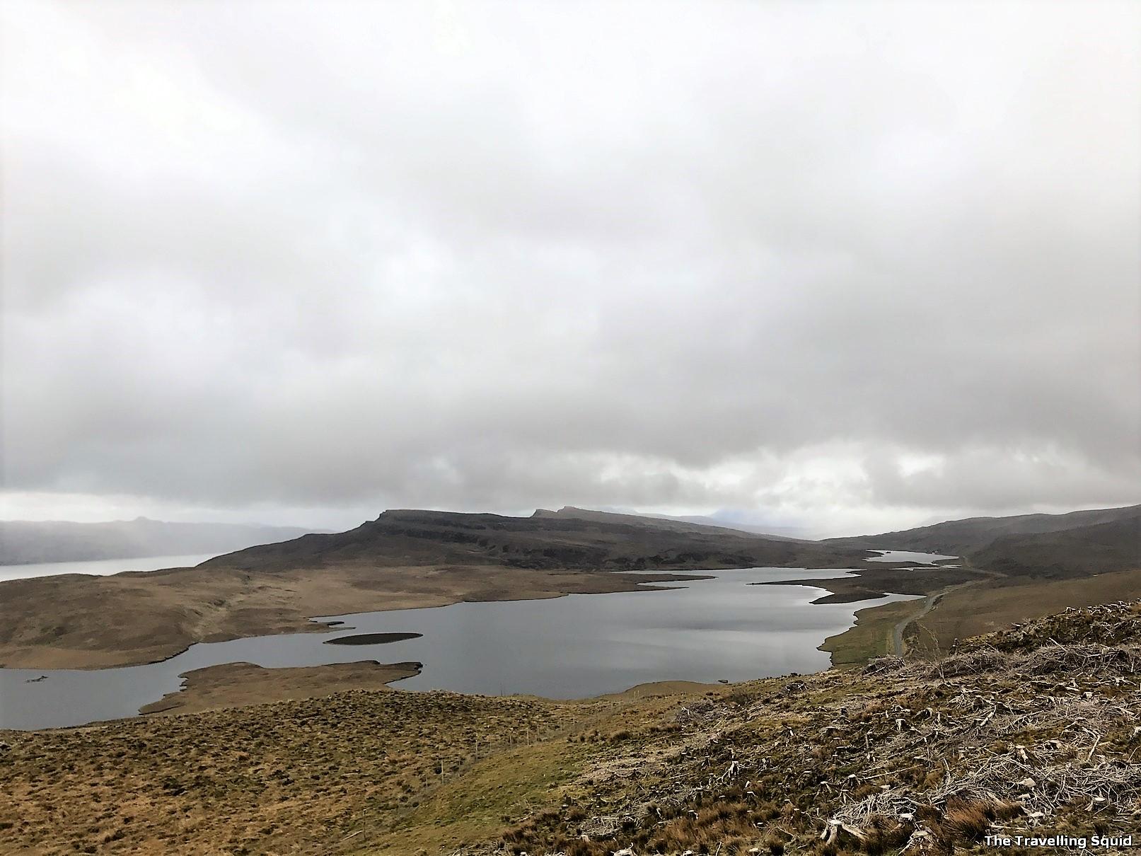 loch leathan isle of skye
