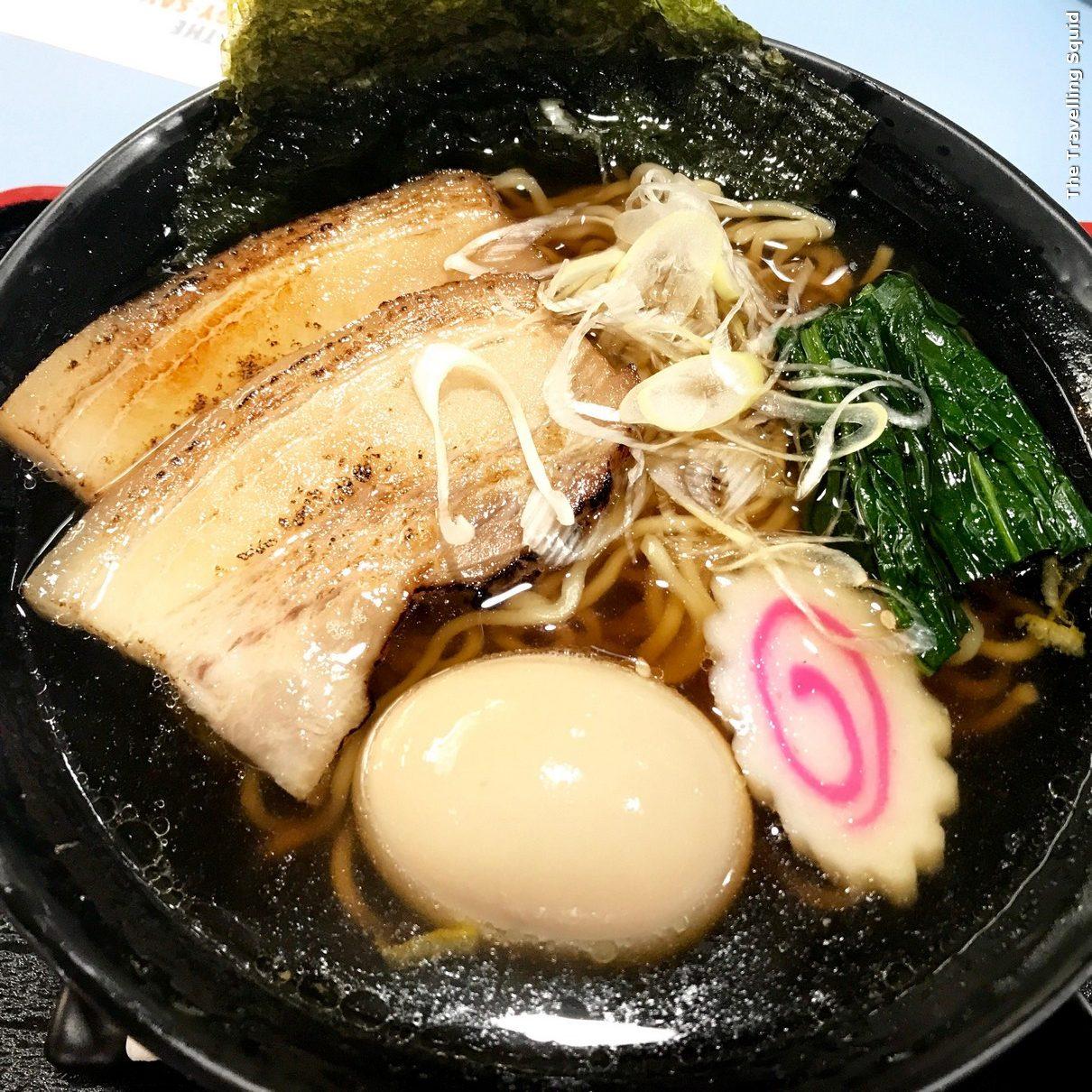 Koryori Hayashi Ramen amoy food centre