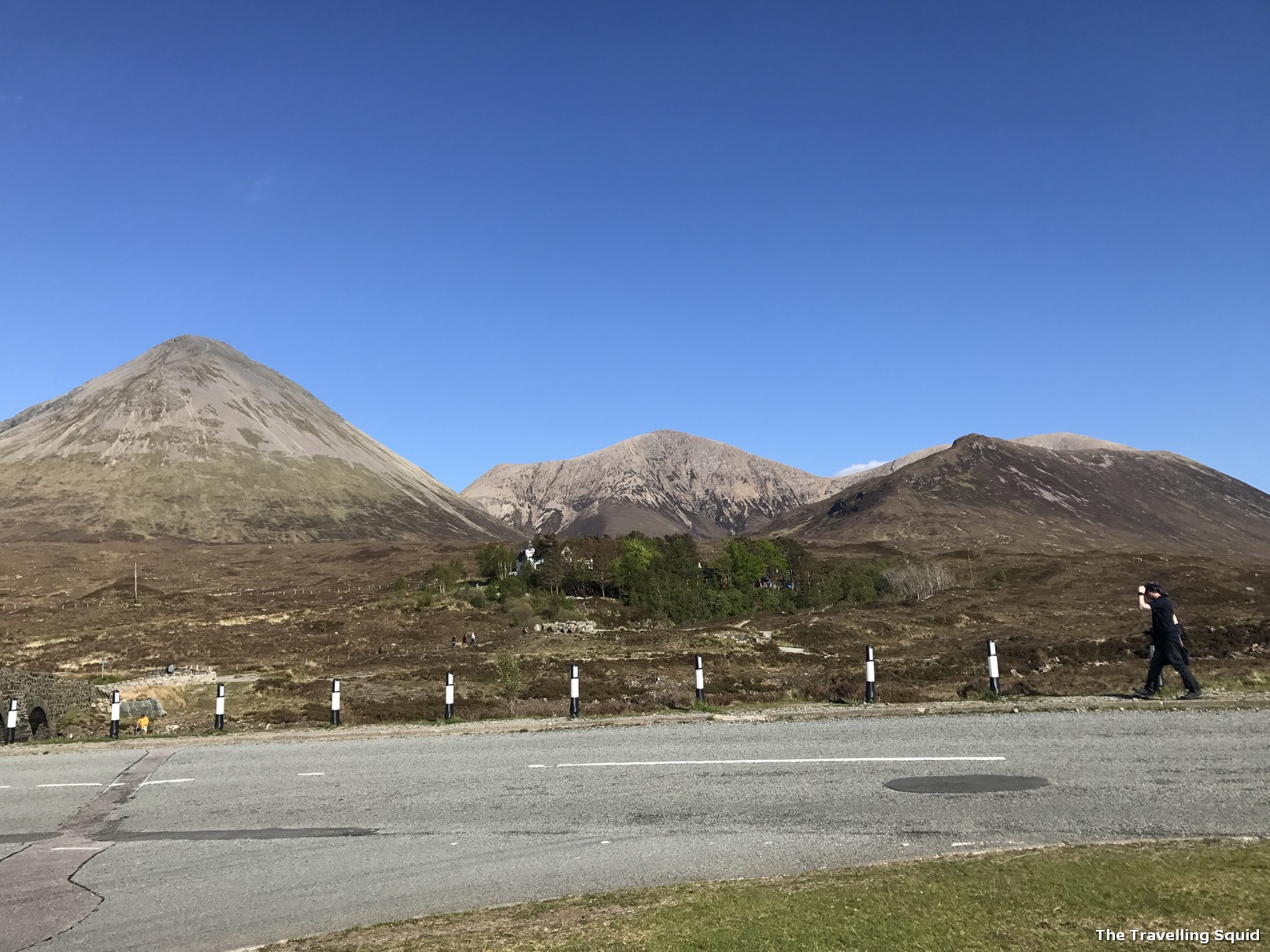 cuillin mountains isle of skye