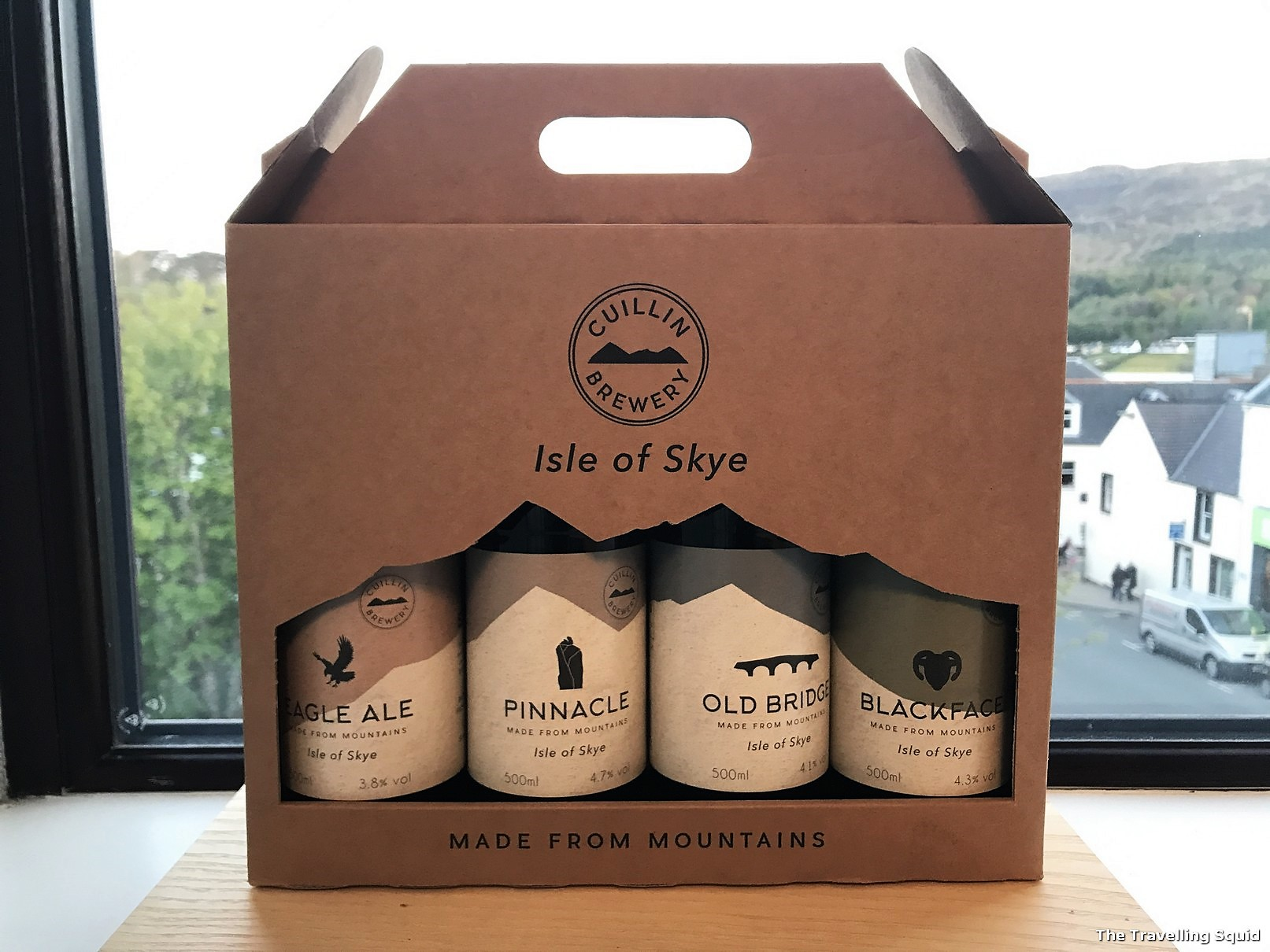 Review cuillin brewery isle of skye